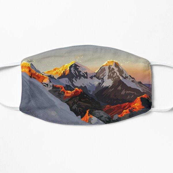 Morning Mountain Mask