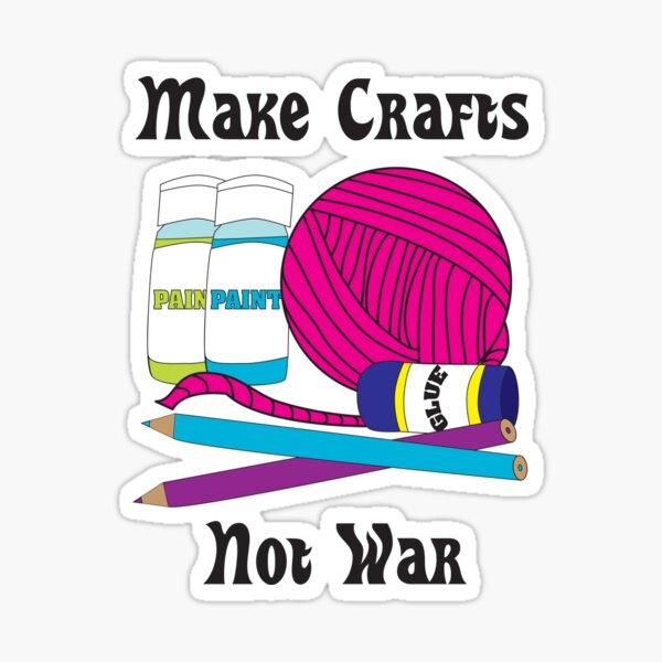 Make Crafts Sticker