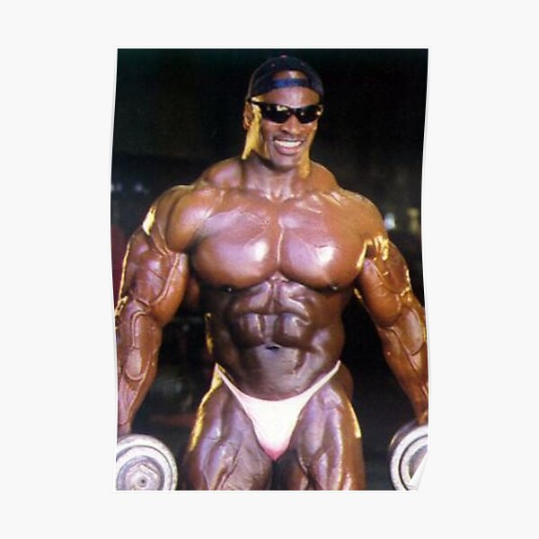 Ronnie Coleman Classic Poster