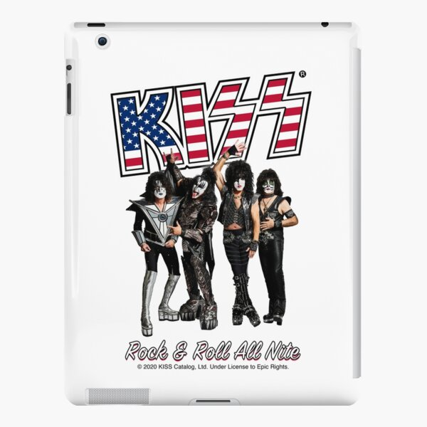 Kiss Rock and Roll all Night iPad Snap Case