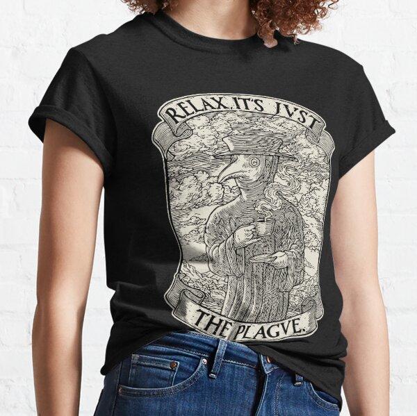 The Chillest Plague Doctor Classic T-Shirt