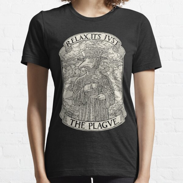 The Chillest Plague Doctor Essential T-Shirt