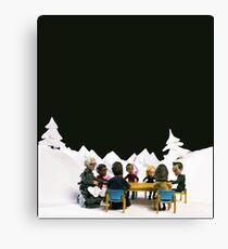 The Study Group's Winter Wonderland - Style B Canvas Print