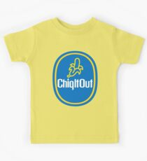 ChiqItOut (Banana Parody) Kids Clothes