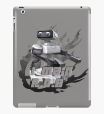 I MAIN R.O.B iPad Case/Skin
