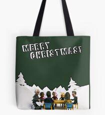 The Study Group's Winter Wonderland - Merry Christmas Tote Bag