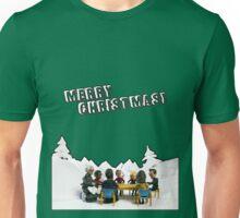 The Study Group's Winter Wonderland - Merry Christmas Unisex T-Shirt