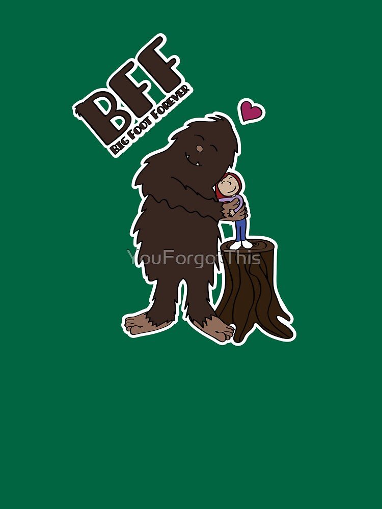 Big Foot Forever de YouForgotThis