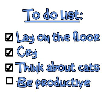 To Do List by cel3stial