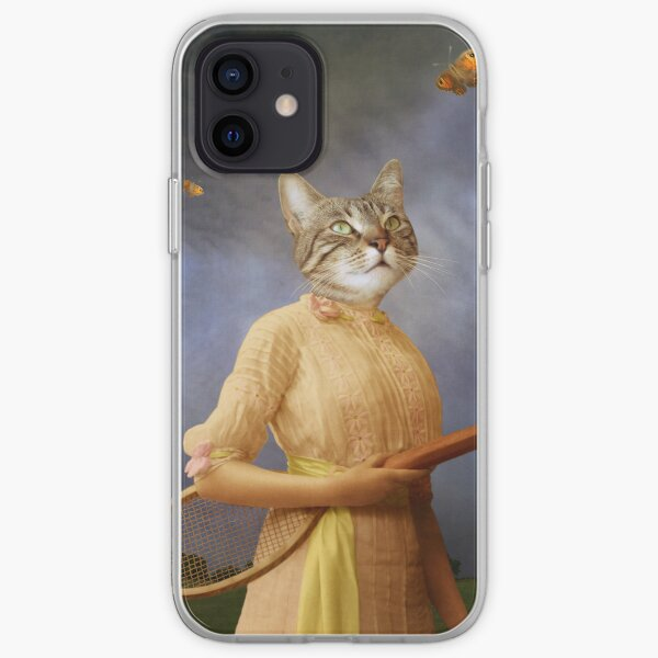 The woman in love iPhone Soft Case