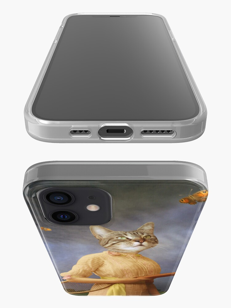 Alternate view of The woman in love iPhone Case & Cover