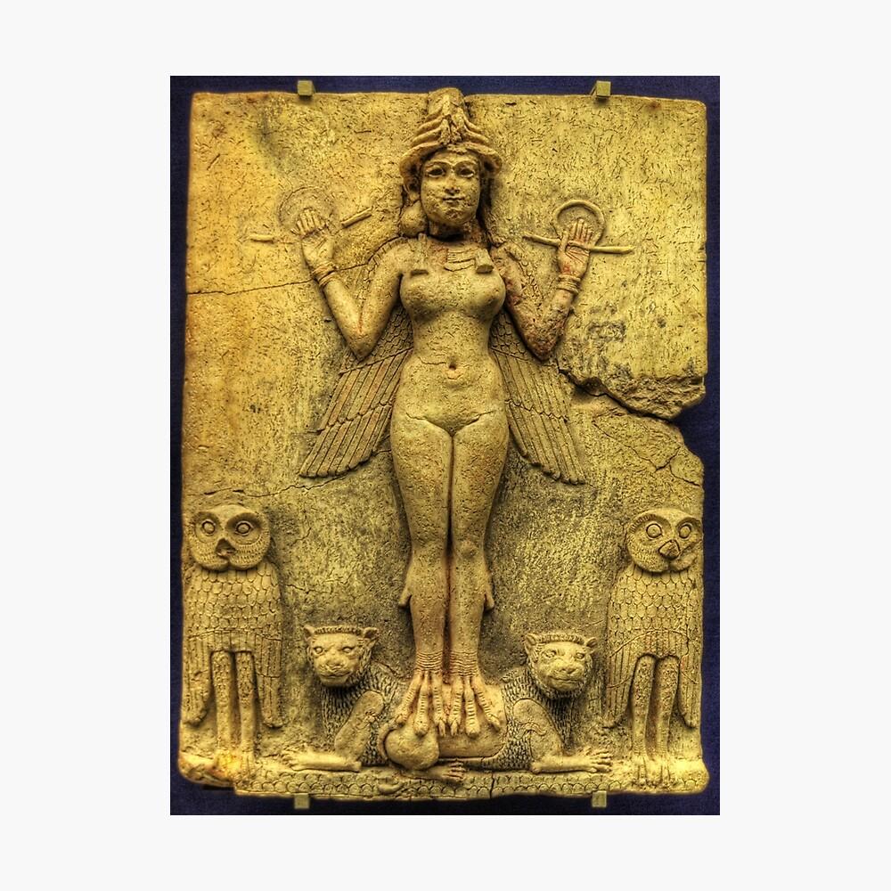 Ishtar Photographic Print