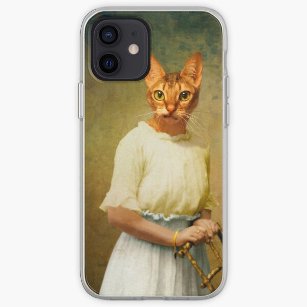 The teenager iPhone Soft Case