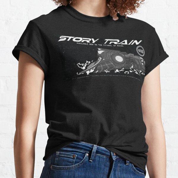 STORY TRAIN  Classic T-Shirt