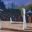 Cricket Anyone ! by rjpmcmahon