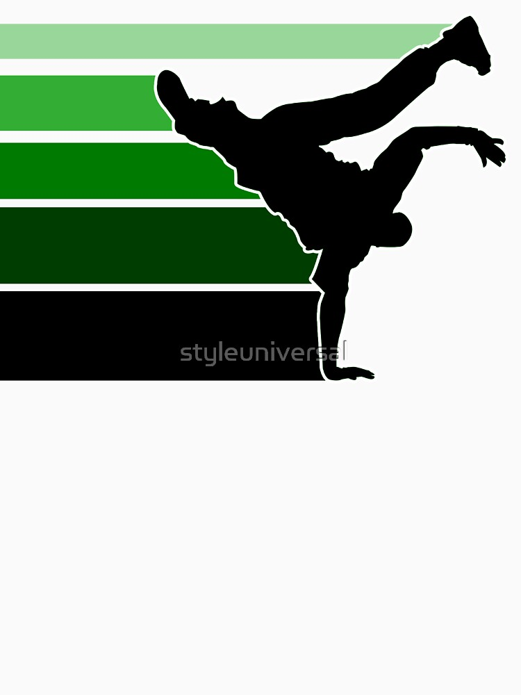 BBOY lines grn/blk by styleuniversal