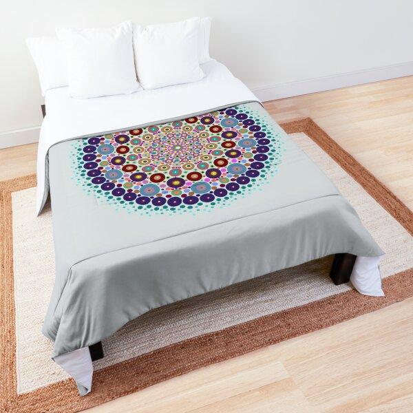 Radial Color Series Comforter