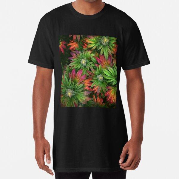 CANNBIS COLORS Long T-Shirt