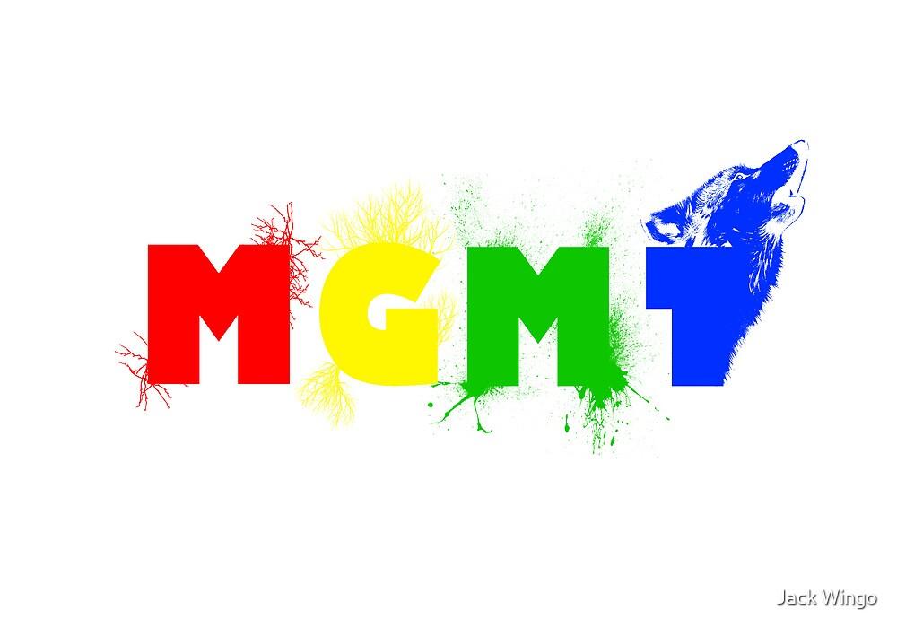 MGMT - Kids by Jack Wingo