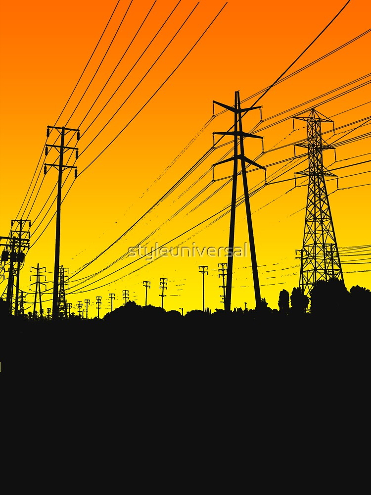 Powerlines by styleuniversal