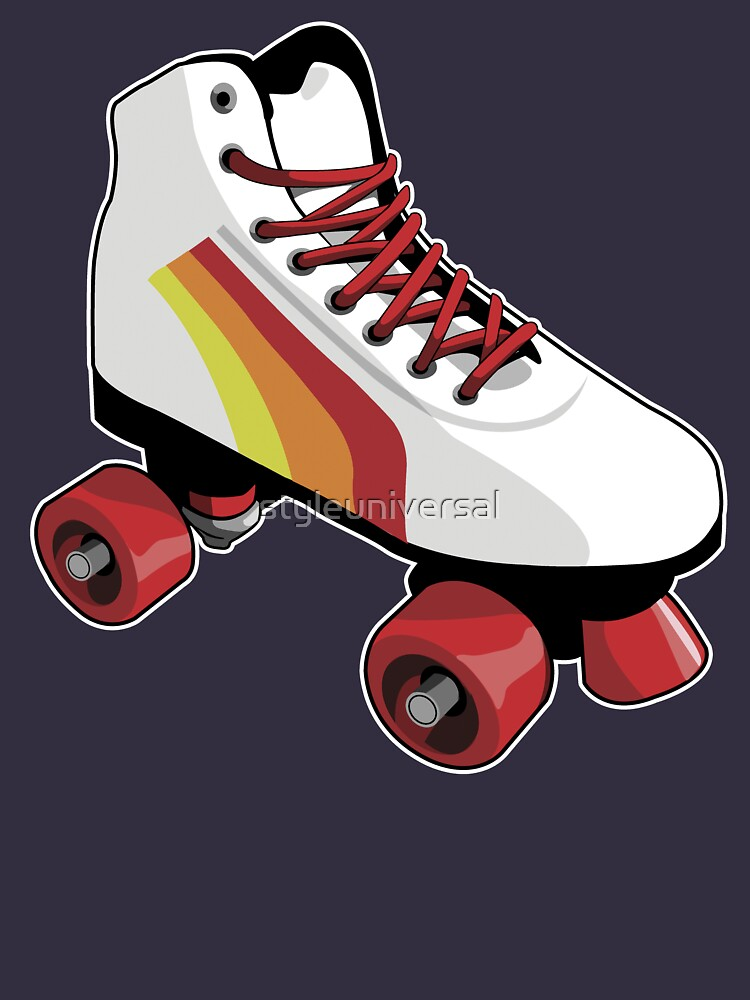 Roller skate by styleuniversal