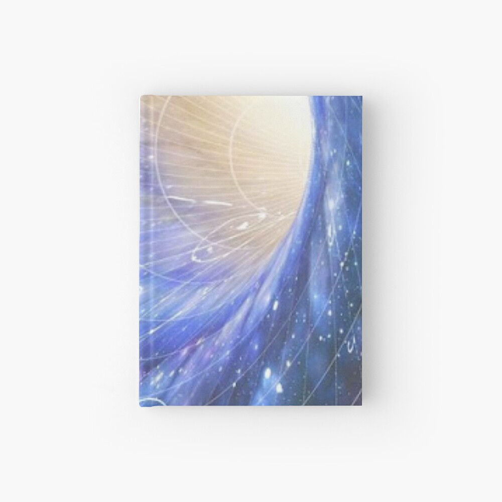 Universe is All of Space and Time and their Contents, including Planets, Stars, Galaxies, and all other Forms of Matter and Energy Hardcover Journal