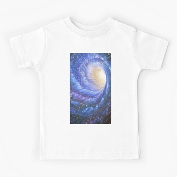 Universe is All of Space and Time and their Contents, including Planets, Stars, Galaxies, and all other Forms of Matter and Energy Kids T-Shirt