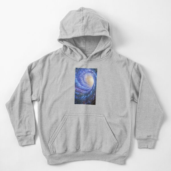 Universe is All of Space and Time and their Contents, including Planets, Stars, Galaxies, and all other Forms of Matter and Energy Kids Pullover Hoodie