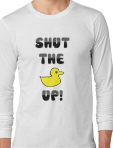 Duck Long Sleeve T-Shirt