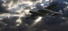 DH100 Vampire FB.6 by Nigel Bangert