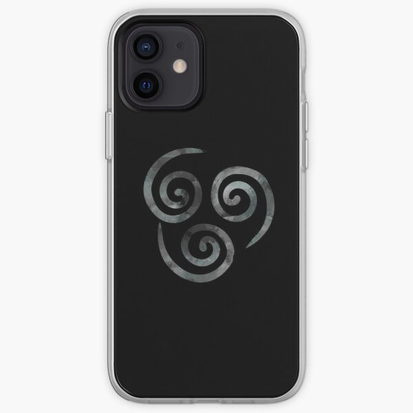 Watercolor Air Nomad Symbol iPhone Soft Case