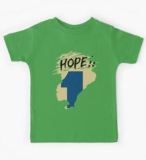 Hope!! (time machine) Kids Tee