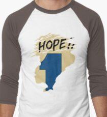 Hope!! (time machine) Men's Baseball ¾ T-Shirt
