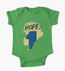Hoffnung!! (Zeitmaschine) Baby Body Kurzarm