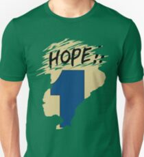 Hope!! (time machine) Unisex T-Shirt