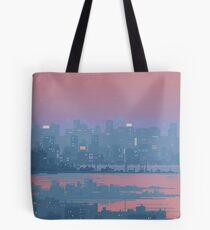 21:15 Tote Bag