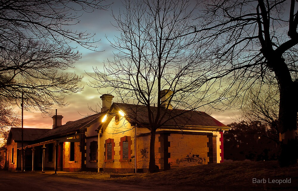Nairne by Night by Barb Leopold