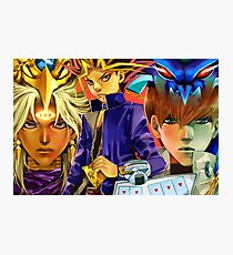 Yu-Gi-Oh - The fated Ones Photographic Print