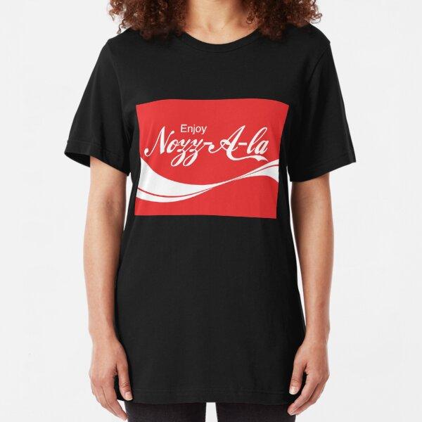 Enjoy Nozz-A-la Slim Fit T-Shirt