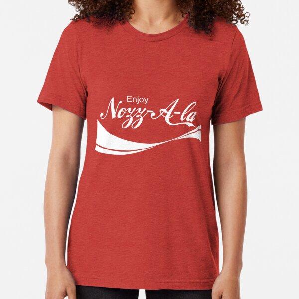 Enjoy Nozz-A-la 2 Tri-blend T-Shirt