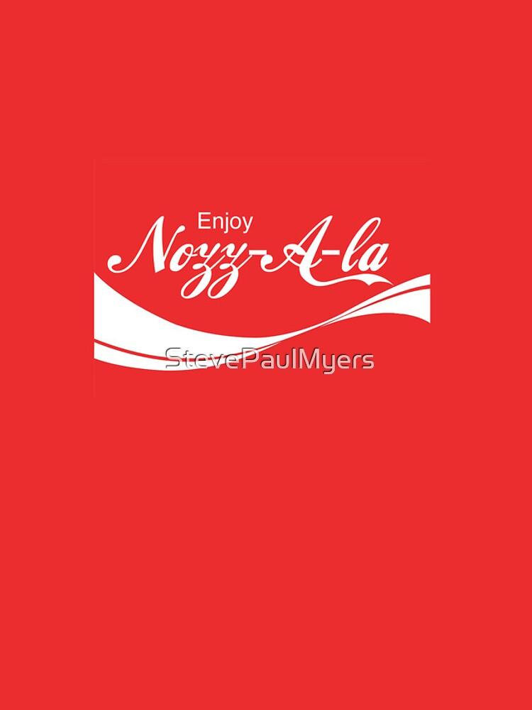 Enjoy Nozz-A-la by StevePaulMyers