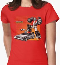 Marty McPrime Women's Fitted T-Shirt