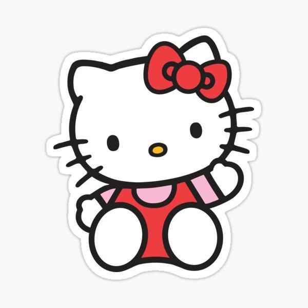 my cute kitty Sticker
