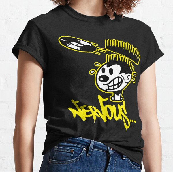 Nervous Records Logo Classic T-Shirt