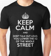 Sherlock - White Unisex T-Shirt