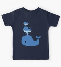 Whales Whales Whales Kids Clothes