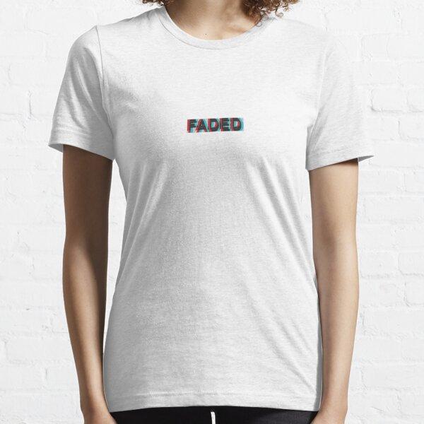 FADED TRIPPY 3-D 3D Essential T-Shirt