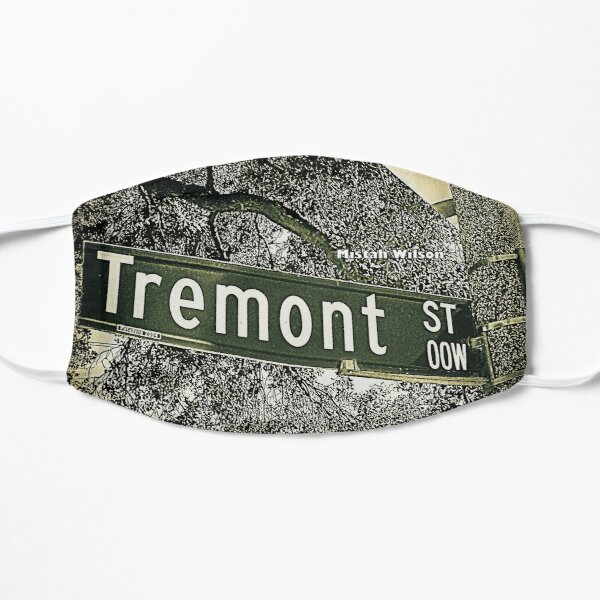 Tremont Street, Pasadena, CA by Mistah Wilson Mask