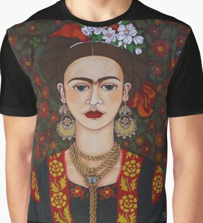 I am Obsessed with Frida T-shirt Graphic T-Shirt