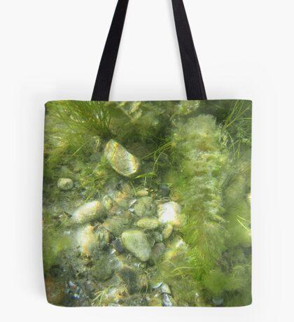 Underwater Vegetation 511 Tote Bag